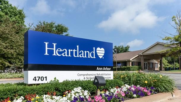 Heartland Nursing Home Locations