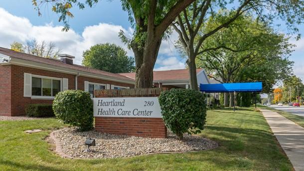 Heartland Health Care Center Galesburg