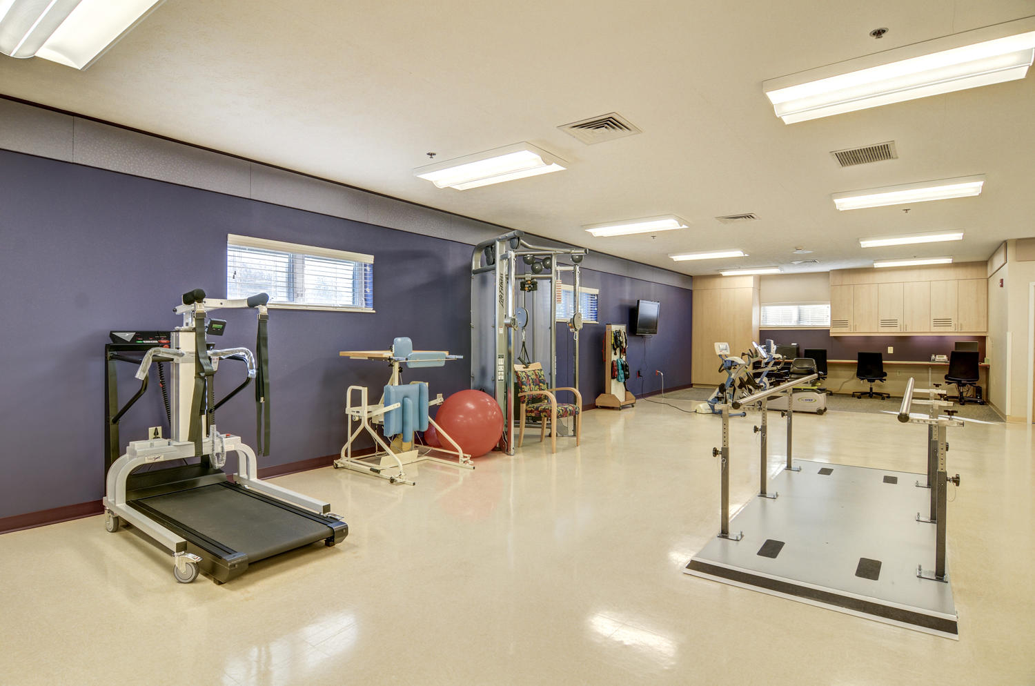 Heartland Of Kettering Large 010 Rehabilitation Gym 1500X994 72Dpi