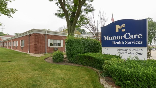 ManorCare At Arlington Heights