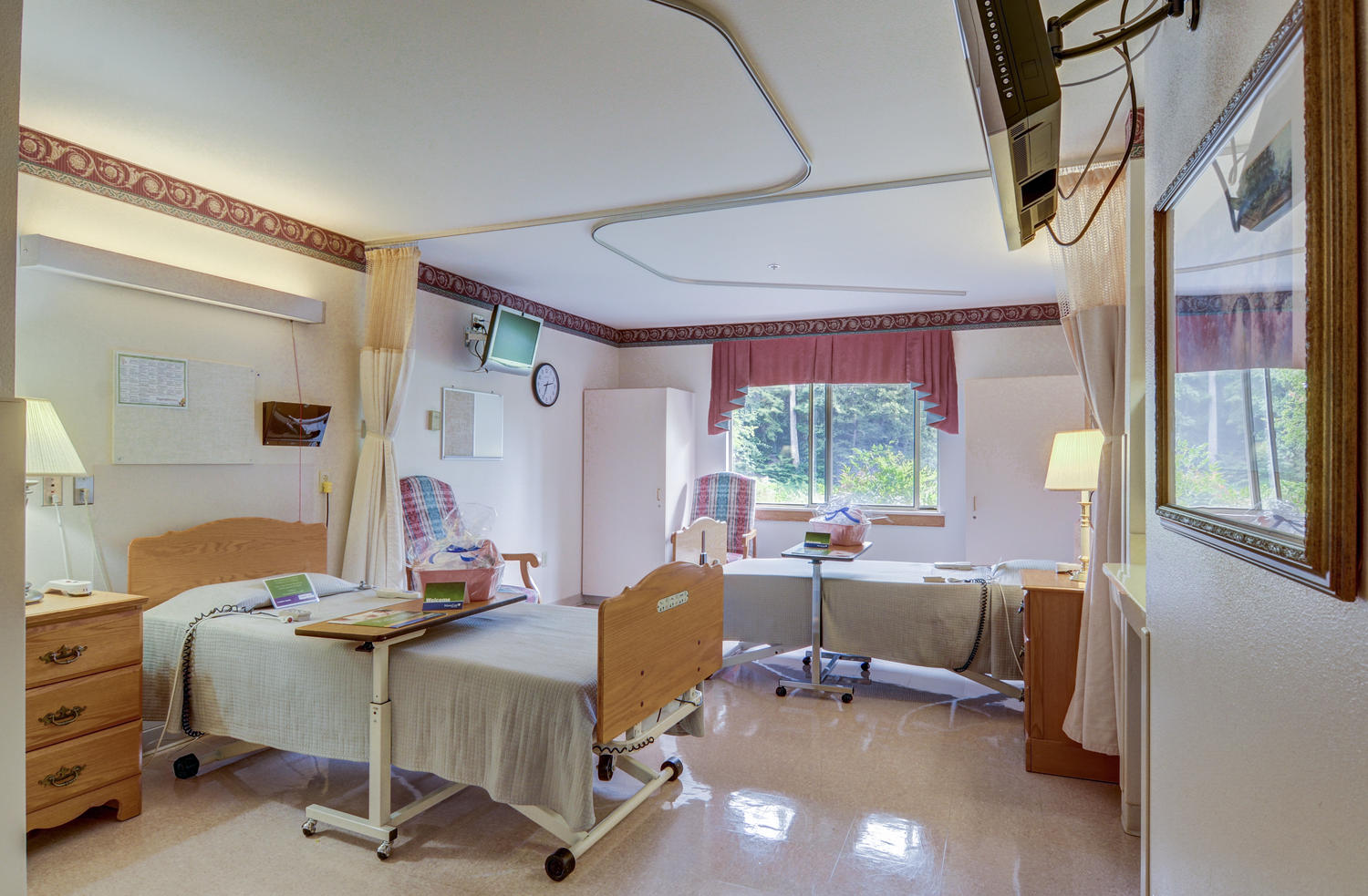 Manorcare Health Services Gig Large 009 Semi Private Patient Room 1500X983 72Dpi
