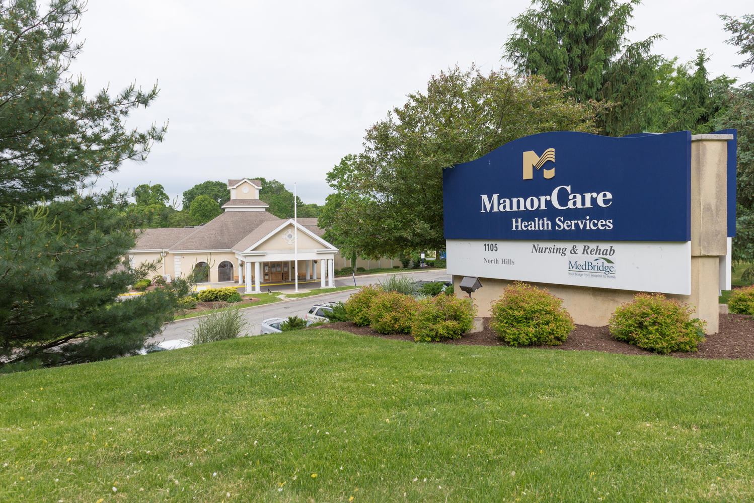 ManorCare Health Services-North Hills - Heartland | ManorCare