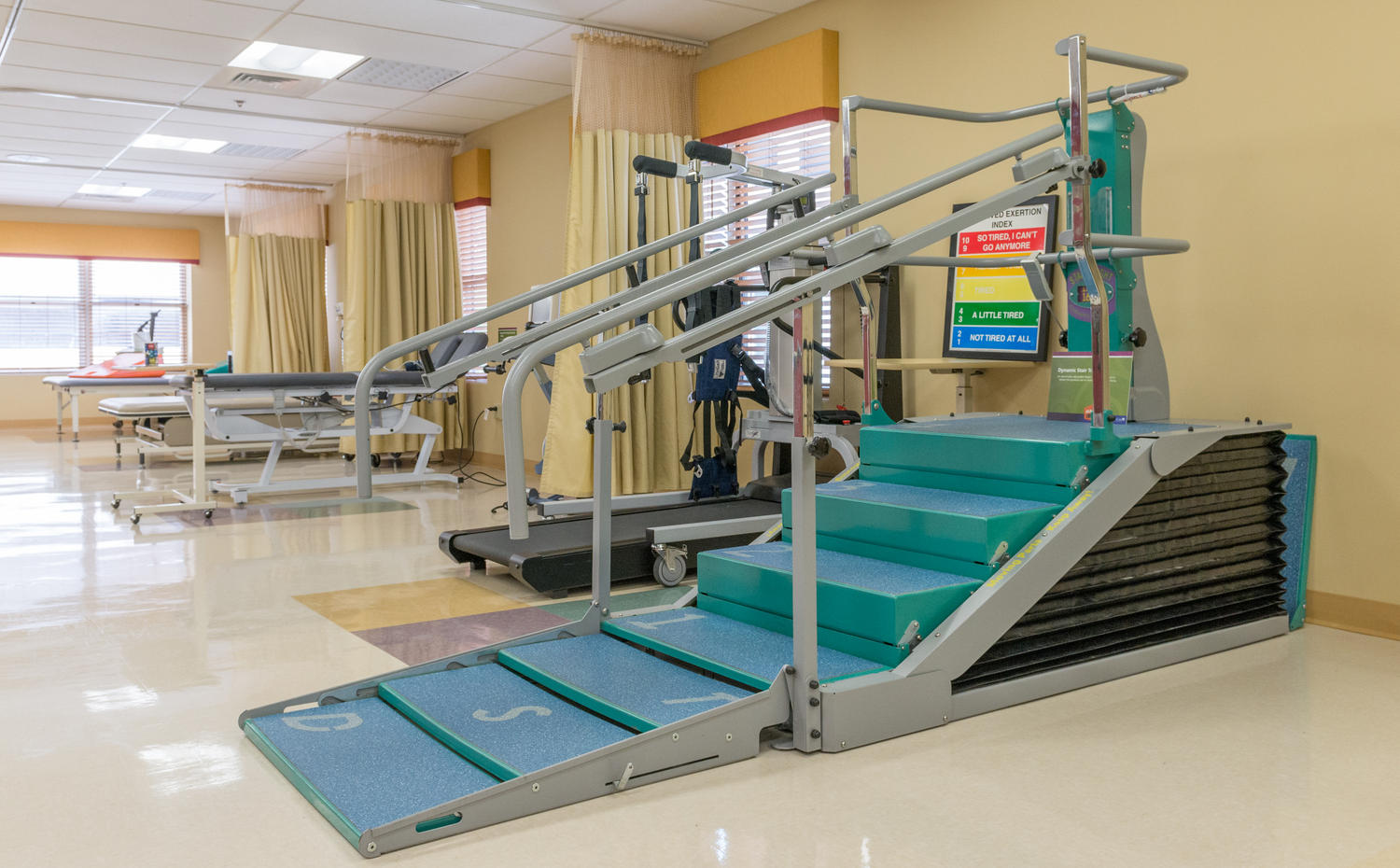Manorcare Health Services Oak Large 009 Dynamic Stair Trainer 1500X930 72Dpi