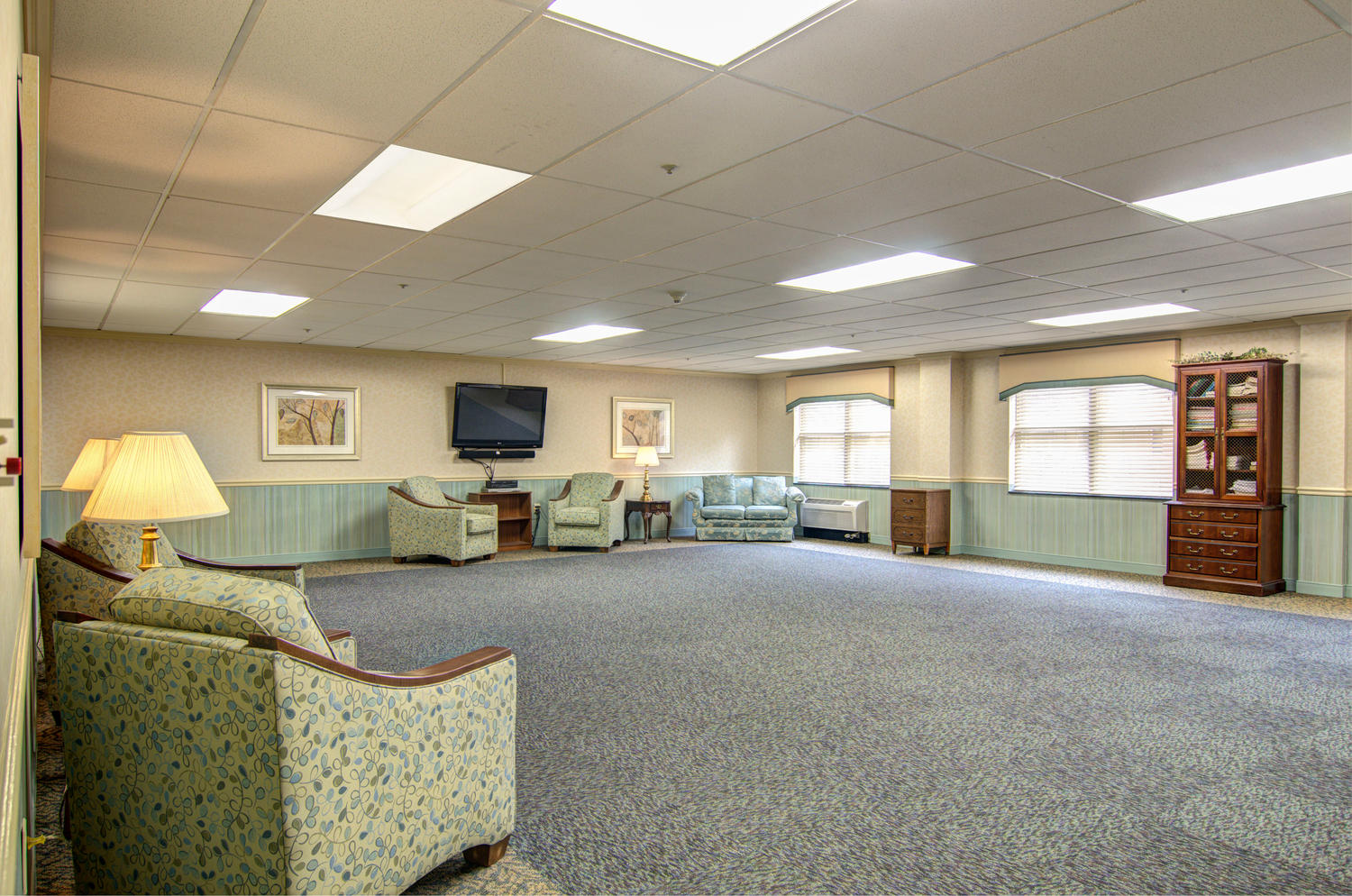 Manorcare Health Services Large 008 Community Room 1500X994 72Dpi