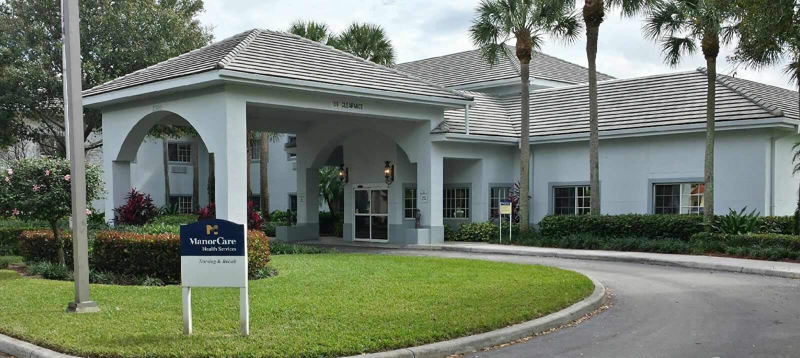 Manorcare Health Services West Palm Beach Heartland